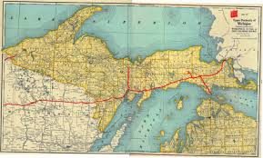 up michigan map copper country maps for all those folks who follow copper