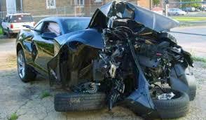 Black Mustang Crash My Gf Dented My Car Page 4 Camaro5 Chevy Camaro Forum