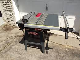 craftsman 10 inch table saw motor craftsman 10 inch table saw secondhand pursuit