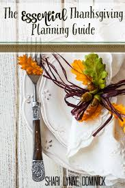 thanksgiving planning guide faith filled food for