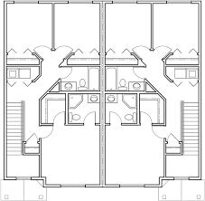 best 25 duplex house plans ideas on pinterest duplex house