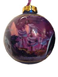 ornament disney villains walt disney world