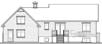 4 bedroom cape cod house plans house plan w3274 detail from drummondhouseplans com