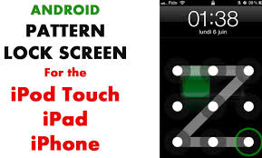 pattern lock screen for ipad add a lock pattern to your iphone ipad or ipod touch with
