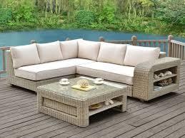 canapé d angle de jardin pas cher canapé d angle de jardin canapé design