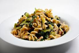 Recipe Try Pasta With Leeks To Get Kids Eating Dark Leafy Greens