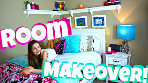 Teen Rooms by Extreme Teen Room Makeover Diy Organization And Room Tour