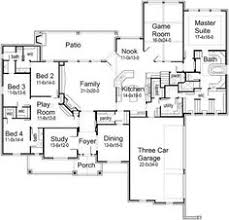 Game Room Floor Plans Ideas Awesome Floor Plan With Huge Master Walk In Closet And Laundry