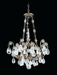 wooden ball chandelier schonbek 6 light versailles rock crystal
