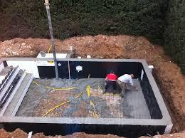 Radier Terrasse Structur Forum Romand De La Construction Reportage Complet Réalisation 7x3 7 Pap Piscines Réalisations