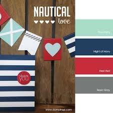 nautical color scheme light gray walls with navy blue and white