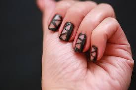 nail designs geometric nail arts