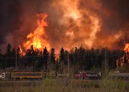 Where Is Fort Mcmurray On A Map Of Canada Fort Mcmurray Alberta Wildfire Forces Major Evacuation
