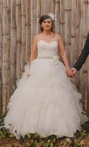 two wedding dress rosa clara two martina 700 size 10 used wedding dresses