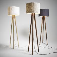 Wohnzimmerlampe Eiche Alle Guten Dinge Sind Drei Beinig Dreibein Lampen Designs2love