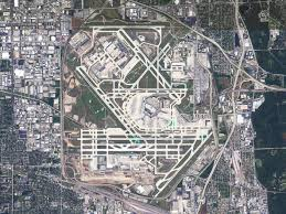 O Hare Terminal Map The World U0027s 15 Busiest Airports On Satellite Images Geoawesomeness