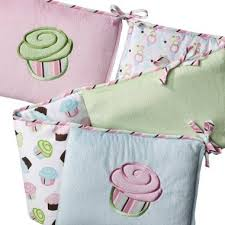 Cupcake Crib Bedding Set S Cupcakes Cupcake Crib Bedding