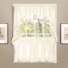 Grommet Kitchen Curtains Lovely White Eyelet Kitchen Curtains Taste Teawingco Best 25 Ready