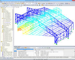 Free Timber Truss Design Software by Rstab Structural Analysis Software For Frames And Trusses