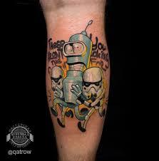 new tattoo victor qatrow inkppl tattoo magazine