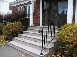 Exterior Stair Handrail Kits Exterior Stair Railing Kits Aloin Info Aloin Info