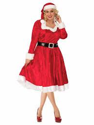 womens santa costume womens curvy miss santa costume