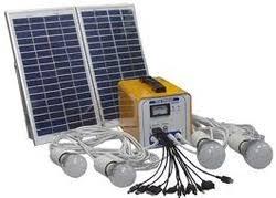 solar dc lighting system solar light system solar light dc system manufacturer from jaipur