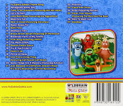 yo gabba gabba healthy happy friends amazon music