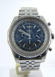 bentley motors speed by breitling breitling bentley motors t speed a2536513 g675ss wrist watch for
