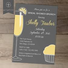 brunch bridal shower invites bridal shower brunch invitations christmanista
