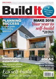 design build magazine uk build it magazine mihaus