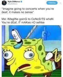 Deaf Meme - deaf meme tumblr