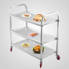 Kitchen Utility Cart by Compare Prices On Steel Kitchen Cart Online Shopping Buy Low