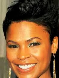 best short hairstyles for round faces black women best