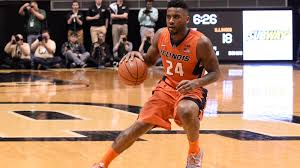 former illinois guard rayvonte rice to play in nba summer league