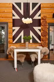Log Cabin Dining Room Furniture Modern Log Cabin Dining Room Modern With Modern Dining Room Table