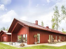 Swedish Farmhouse Plans by A Modern Swedish Cottage That Embodies The Scandi Dream Curbed