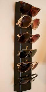 Creative Way To Hang Scarves by 40 Best Sunglass Display And Storage Ideas Images On Pinterest