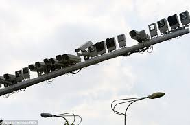 mhaircuta to give an earthy style bchighway cams stretch of road has sixty cctv cameras daily mail