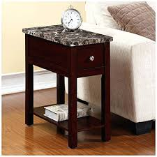 Big Lots End Tables by Side Table Chairside End Table In Rich Espresso Cappuccino