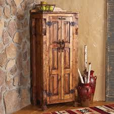reclaimed wood wall cabinet san pedro reclaimed wood cabinet apartment living pinterest