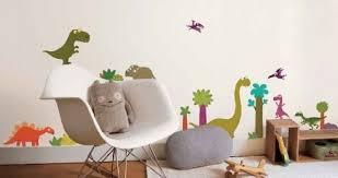 chambre dinosaure décoration de chambre thème dinosaure momes