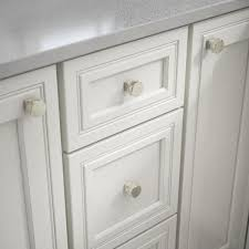home depot kitchen cabinet handles and knobs liberty 1 3 16 in 30mm polished nickel