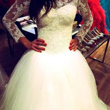 magasin de robe de mariã e lyon robe de mariée haute couture dentelle à manche longue boutique prova
