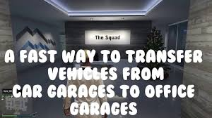 apartment garages a fast way to transfer cars from apartment garages to office