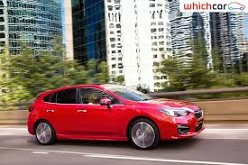 2017 subaru impreza hatchback red 2017 subaru impreza review