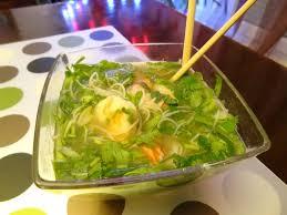 cuisine vietnamienne facile soupe vietnamienne aux crevettes la cuisine de nelly