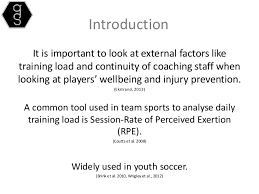 the variance of daily training load in arabic professional youth socc u2026