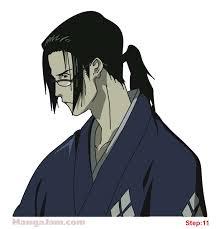 samurai champloo how to draw jin from samurai champloo mangajam com