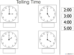 Free Time Worksheets Free Cut And Paste Worksheets For First Grade Worksheets For